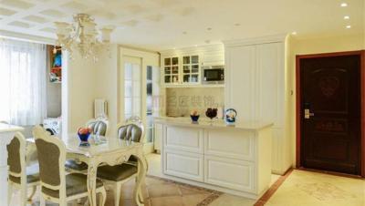 富厚名邸 / 欧式风格 / 164平米装修案例