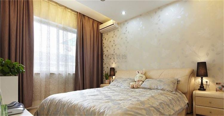 枫桥尚城 / 现代简约风格 / 129平米