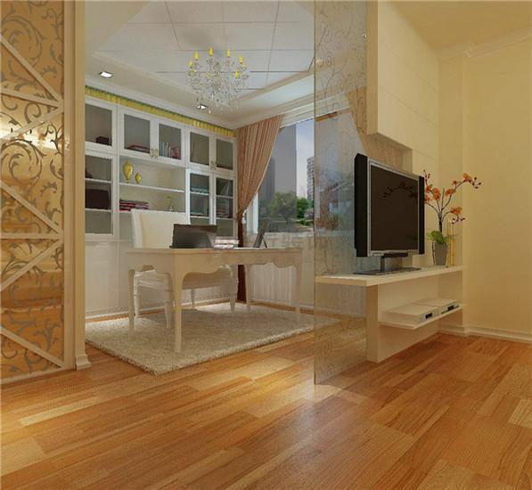 天邦紫金苑 / 欧式风格 / 132平米