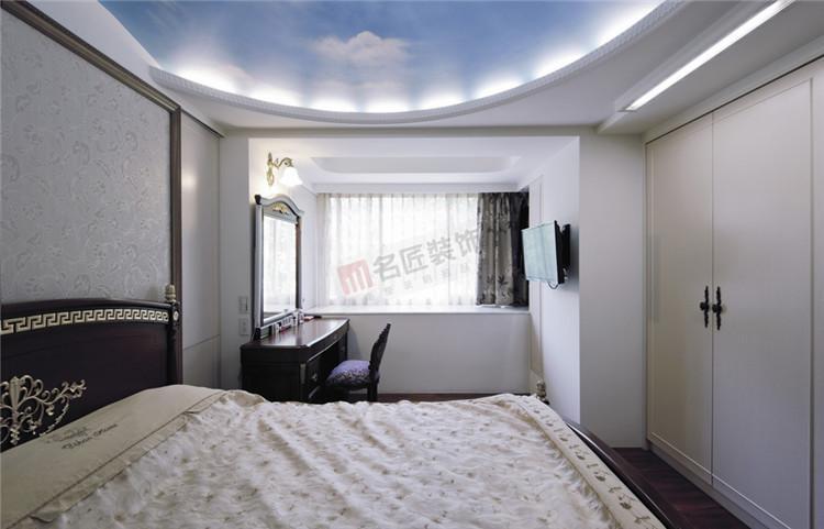 金杏美域 / 欧式古典风格 / 146平米