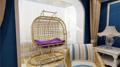 湾田家园 / 地中海风格 / 144平米装修案例