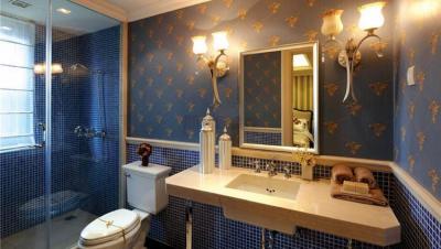 金色世纪 / 欧式古典风格 / 145平米装修案例