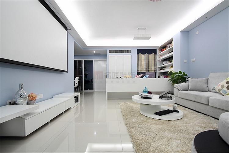 雅士林欣城 / 现代简约风格 / 134平米