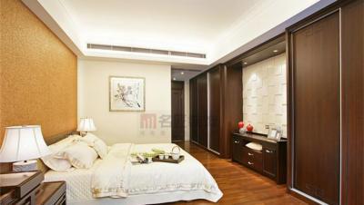 金色荷塘 / 新中式风格 / 145平米