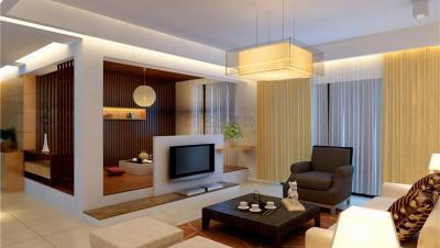 大汉新城 / 现代简约风格 / 140平米