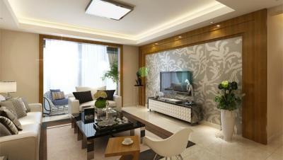 宝电馨城 / 其他风格风格 / 134平米装修案例