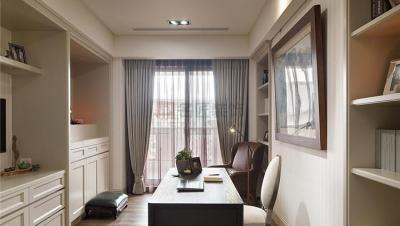 宜华·湘江观邸 / 简欧风格 / 132平米装修案例