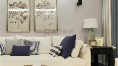 和一紫竹苑 / 现代简约风格 / 138平米装修案例