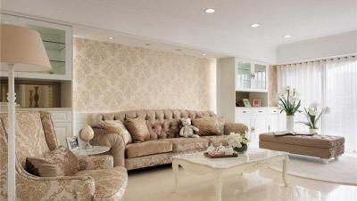 雄森国际 / 欧式古典风格 / 136平米装修案例