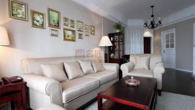 永和家园 / 美式风格 / 121平米装修案例
