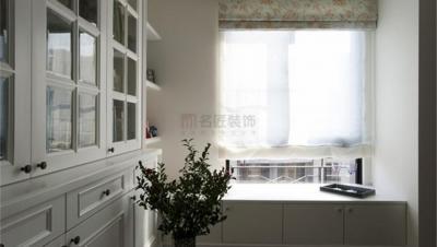 上海花园 / 美式风格 / 130平米