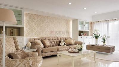 春晖花园 / 欧式古典风格 / 107平米