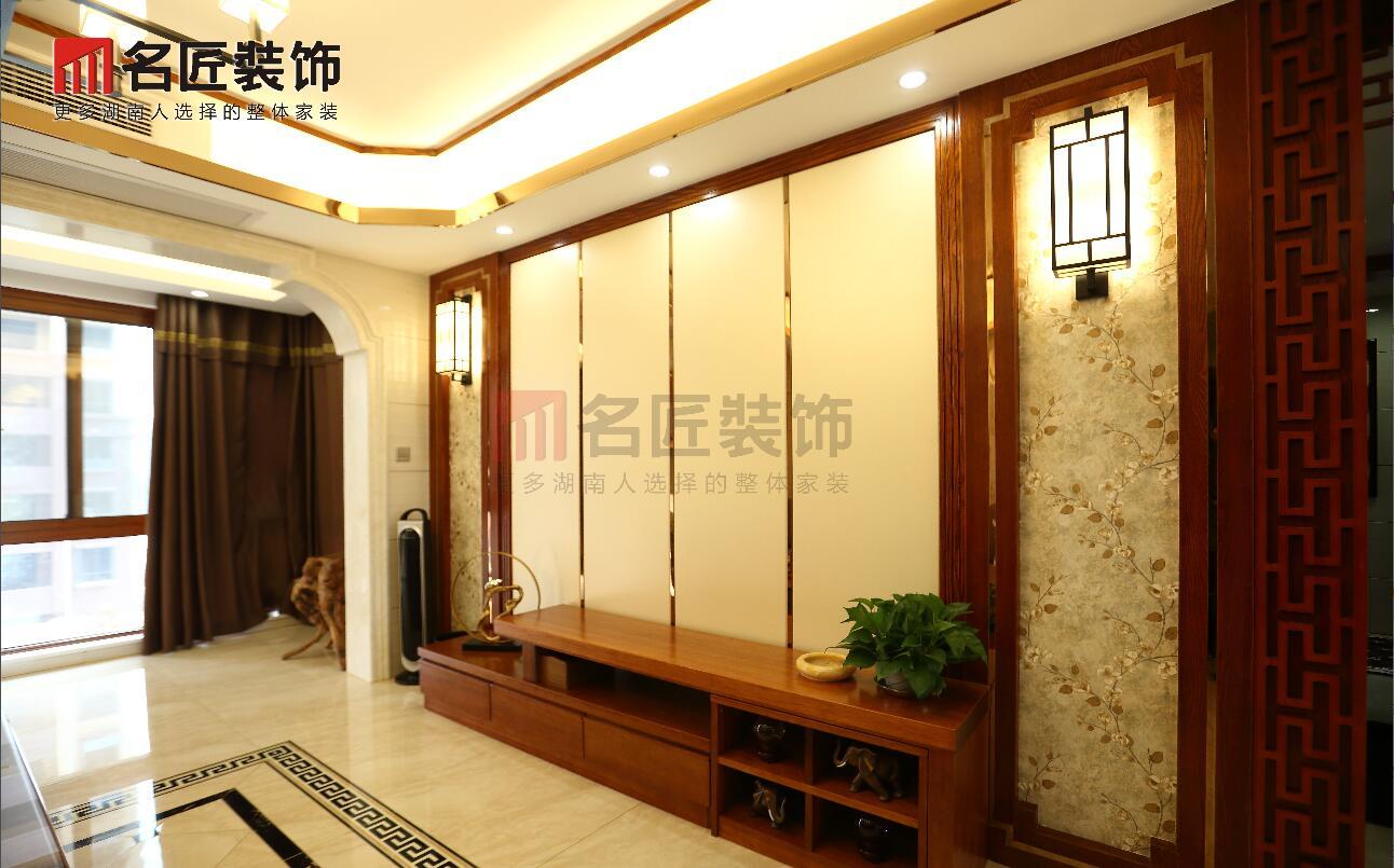 新长江香榭东沙 / 新中式风格 / 103平米