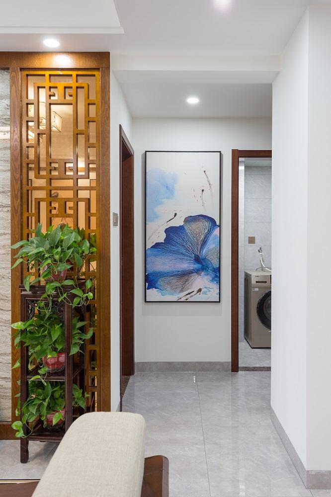云顶梅溪湖 / 新中式风格 / 110平米