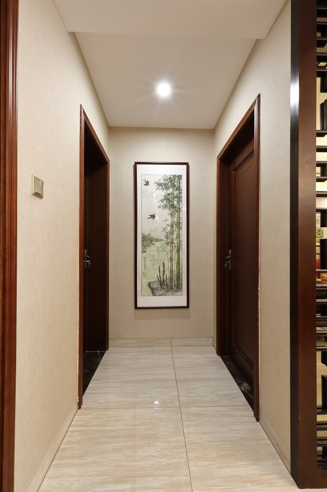 八方小区 / 新中式风格 / 140平米