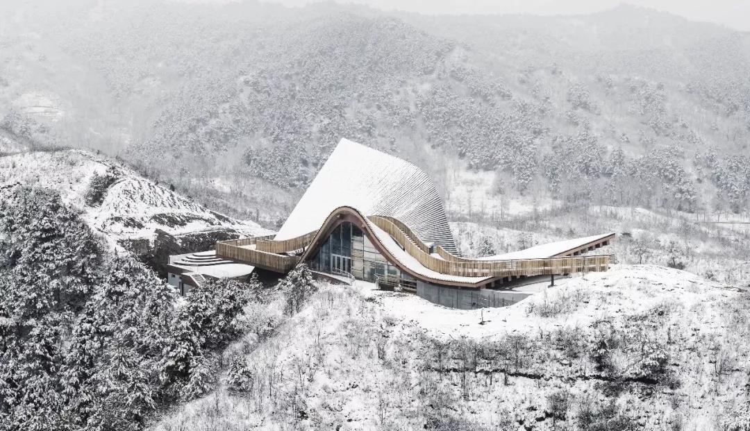 寄托中国古典意境的艺术馆,美到窒息了!