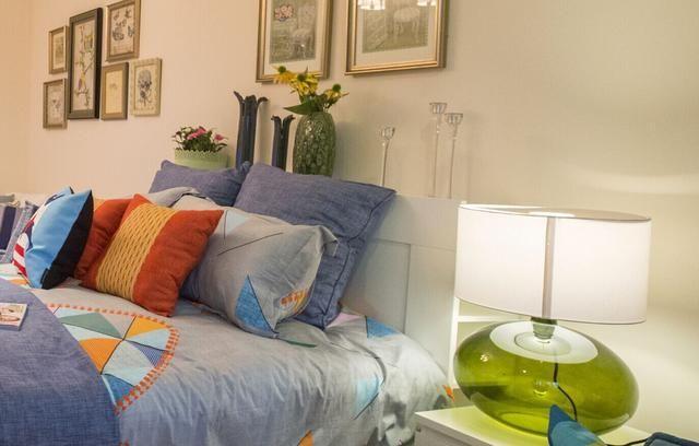 闺蜜用韩式乡村风格装修47㎡公寓,头次见这种风格,觉得好漂亮!