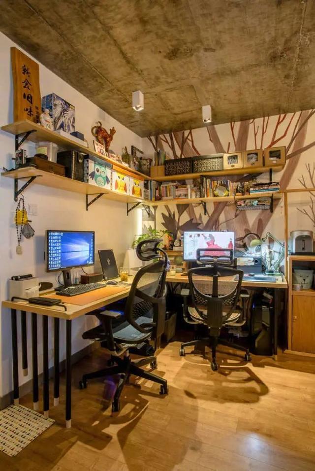一室一厅的小户型该怎么设计更好?看设计师是怎么说的