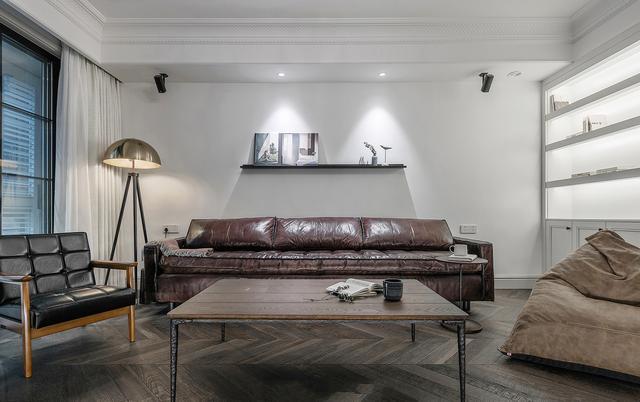 15种沙发背景墙设计方案,你想要的效果这里都有了!