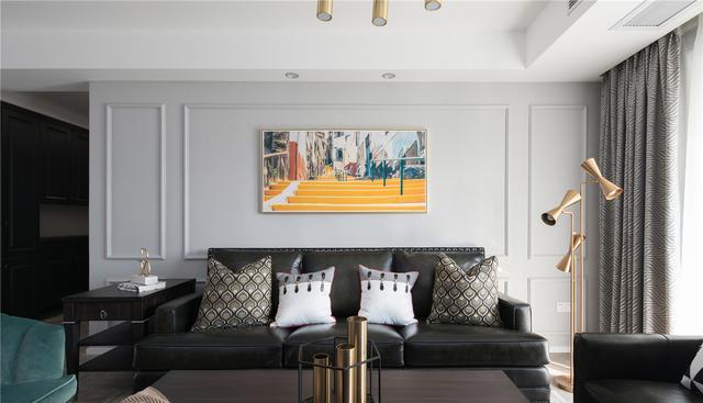15种沙发背景墙设计方案,你想要的效果这里都有了!图片