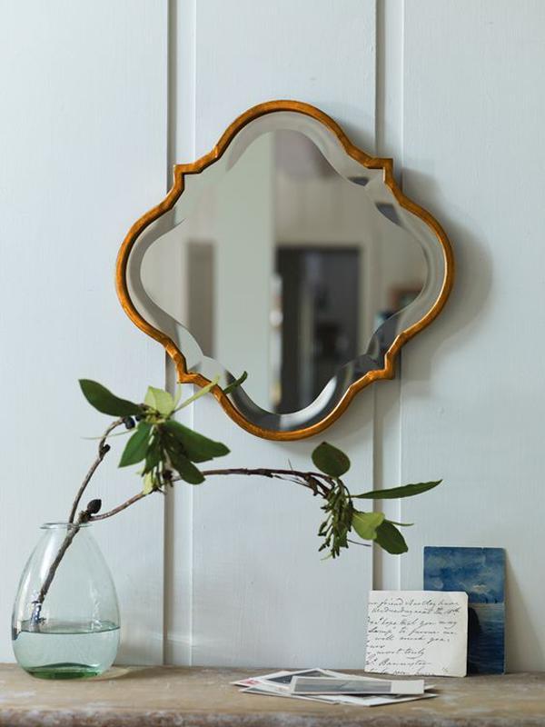 用特别的镜子装饰的家,不一样的美!