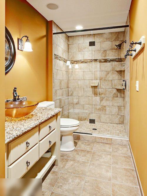 夏天如何装修小浴室?还是看看攻略吧