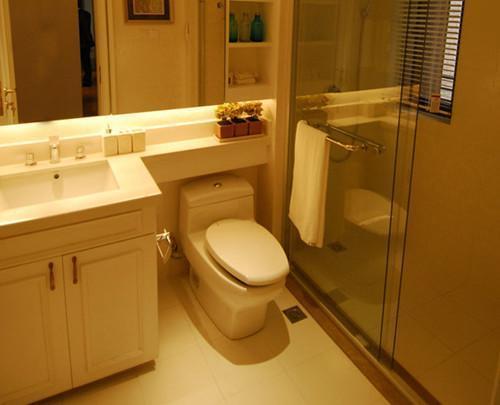 厕所小怎么装修 小户型厕所装修学问多