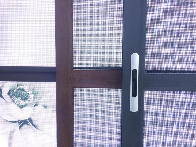 阳台推拉门,为什么还要装上纱门,你知道吗?